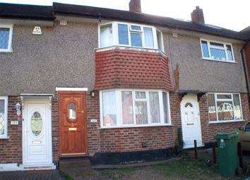 Thumbnail 2 bed terraced house to rent in Buckhurst Avenue, Carshalton, Surrey