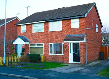 Thumbnail 3 bedroom semi-detached house to rent in Guillemot Close, Crewe