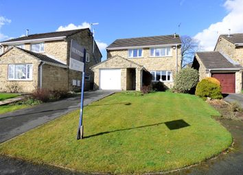 Thumbnail 4 bed detached house for sale in Rockwood Close, Skipton
