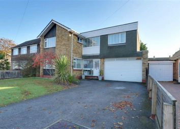 Thumbnail 4 bedroom detached house for sale in Maplin Way, Thorpe Bay, Essex
