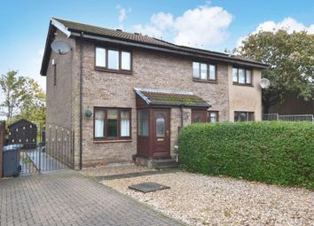 Thumbnail 2 bed semi-detached house for sale in Mansfield Way, Girdle Toll, Irvine