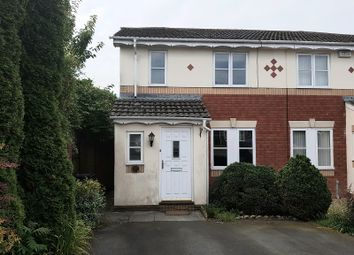 Thumbnail 3 bed end terrace house to rent in Derwen Deg, Bryncoch, Mid Glamorgan.