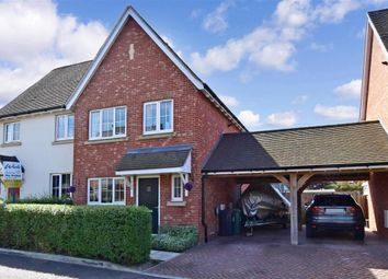 3 bed semi-detached house for sale in Horwood Way, Maidstone, Kent ME17