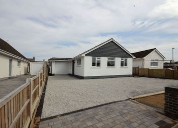 Thumbnail 3 bed detached bungalow for sale in Sheldrake Road, Mudeford, Christchurch