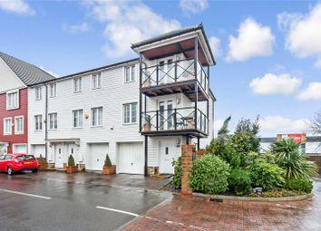 Thumbnail 4 bed end terrace house for sale in Crabapple Road, Tonbridge, Kent