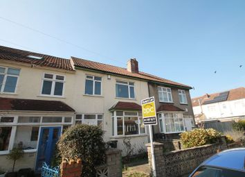 Thumbnail 4 bedroom terraced house to rent in Bedford Crescent, Horfield, Bristol
