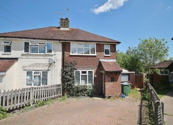 Thumbnail 3 bed semi-detached house for sale in The Green, Storrington, Pulborough