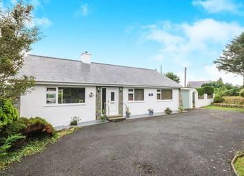 Thumbnail 3 bed bungalow for sale in Brooks, Mynytho, Gwynedd