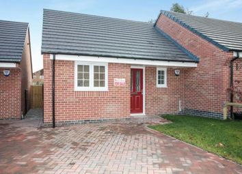 Thumbnail 1 bed bungalow for sale in Tommy Brown Close, Earl Shilton, Leicestershire