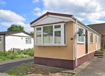 Thumbnail 2 bed mobile/park home for sale in Subrosa Drive, Merstham, Redhill, Surrey
