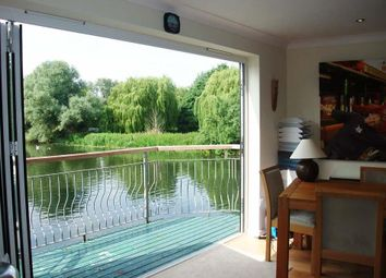 Thumbnail 3 bed semi-detached house to rent in River Terrace, St. Neots