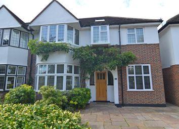 Thumbnail 4 bed semi-detached house to rent in Grove Gardens, Teddington