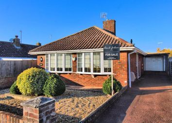 Thumbnail 2 bed detached bungalow for sale in Upper Chyngton Gardens, Seaford, East Sussex