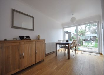 Thumbnail 3 bed terraced house to rent in Burhill Road, Hersham, Walton-On-Thames, Surrey