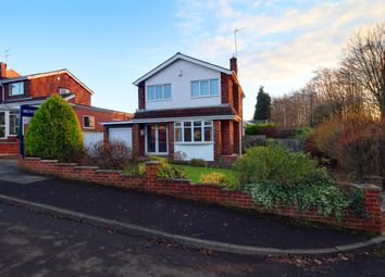 Thumbnail 3 bed detached house for sale in Park Lea, Sunderland