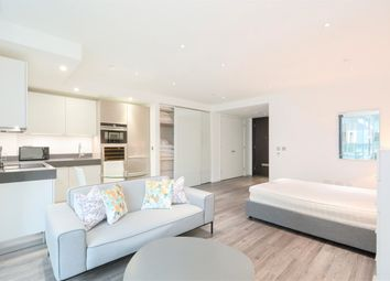 Thumbnail Studio to rent in Catalina House, Canter Way, London