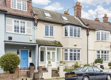 Thumbnail 4 bed terraced house for sale in Clavering Avenue, Barnes, London
