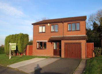 Thumbnail 4 bedroom detached house for sale in Waterloo Close, Telford