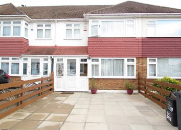 Thumbnail 3 bed terraced house for sale in Debenham Road, West Cheshunt