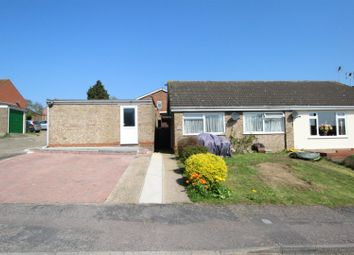 Thumbnail 2 bed semi-detached bungalow for sale in Treeview, Stowmarket