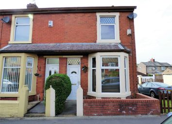Thumbnail 2 bed end terrace house for sale in Brownhill Road, Blackburn, Lancashire
