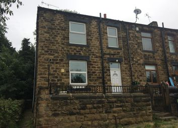 Thumbnail 2 bed end terrace house to rent in Lees Hall Road, Thornhill Lees, Dewsbury