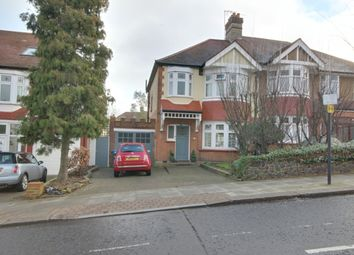 Thumbnail 3 bed semi-detached house to rent in Wades Hill, Winchmore Hill