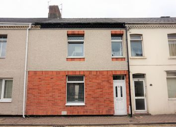 3 bed terraced house for sale in Victoria Street, Cwmbran NP44