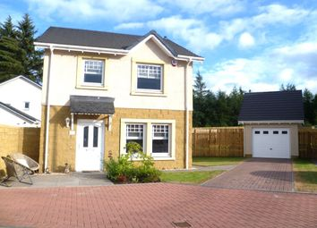 Thumbnail 3 bed detached house for sale in Castle Drive, Auchterarder