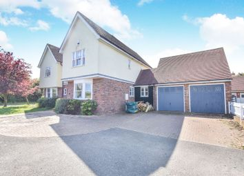 Thumbnail 4 bed detached house for sale in Woodside, Southminster