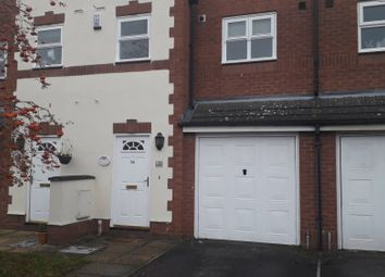 Thumbnail 4 bed town house to rent in Coopers Gate, Banbury, Oxon