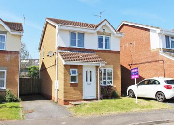 Thumbnail 3 bed detached house for sale in Copymoor Close, Wootton Fields, Northampton