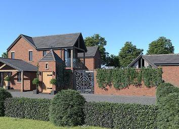 5 bed semi-detached house for sale in Lees Lane, Newton, Mottram St Andrew SK10