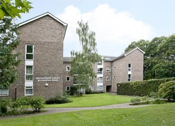 Thumbnail 2 bed flat for sale in Grosvenor Court, 161 Fairfax Road, Teddington