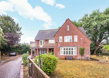 Thumbnail 4 bed detached house for sale in Carron Lane, Midhurst