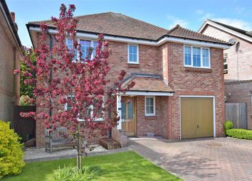 Thumbnail 5 bed detached house for sale in Deans Close, Fontwell, Arundel, West Sussex