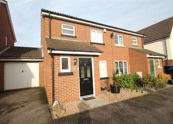 Thumbnail 3 bedroom semi-detached house for sale in Maritime Gate, Northfleet, Kent