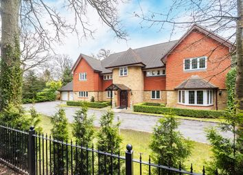 Thumbnail 6 bed detached house to rent in Dukes Kiln Drive, Gerrards Cross