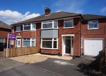 Thumbnail 4 bed semi-detached house to rent in St. Anns Road South, Cheadle