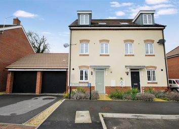 Thumbnail 3 bed semi-detached house for sale in Culverhouse Road, Swindon