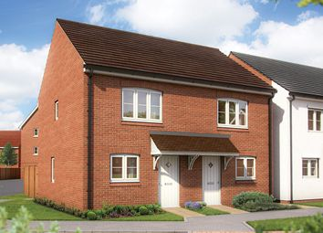 "Thumbnail 2 bed property for sale in ""The Hawthorn"" at Worrall Drive, Wouldham, Rochester"