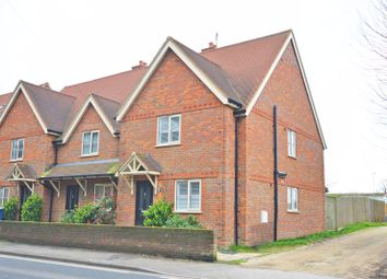 Thumbnail 3 bed end terrace house for sale in Risborough Road, Little Kimble, Aylesbury