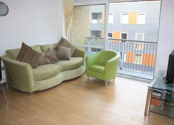 Thumbnail 1 bed flat to rent in Cassilis Road, Canary Wharf, London