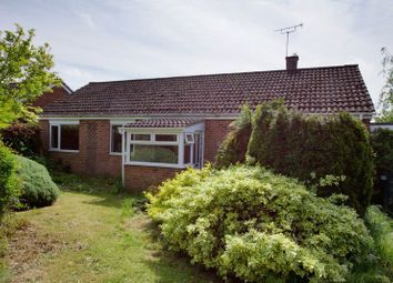 Thumbnail 3 bed detached bungalow for sale in Grange Close, Fyfield