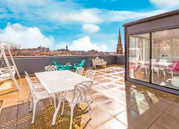 Thumbnail 3 bed penthouse to rent in Highburgh Road, Dowanhill, Glasgow