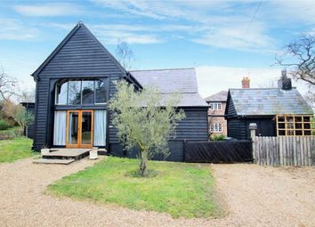 Thumbnail 3 bed barn conversion for sale in Maldon Road, Kelvedon, Colchester, Essex
