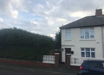 Thumbnail 2 bed semi-detached house to rent in Michna Street, Port Talbot, West Glamorgan.