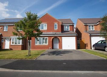 Thumbnail 4 bedroom terraced house to rent in Grindley Way, Woodville