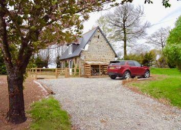 Thumbnail 1 bed cottage for sale in Sourdeval, France
