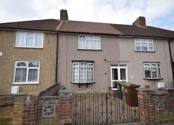 Thumbnail 2 bed terraced house for sale in Martin Road, Becontree, Dagenham